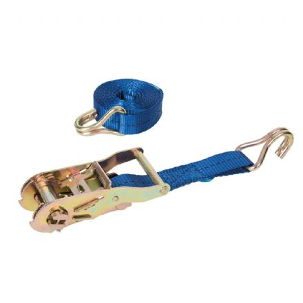 Ratchet Tie Down Strap J-Hook 3m  x 27mm